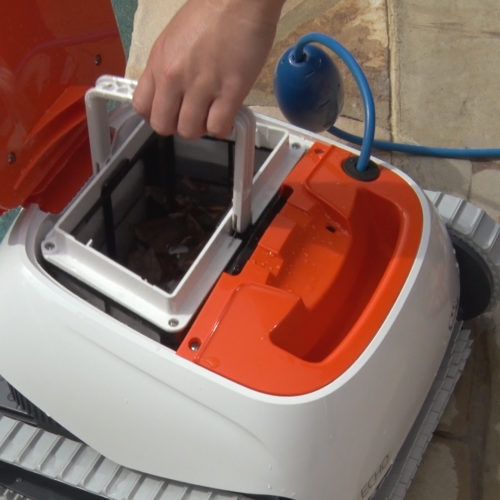 Dolphin Echo Robotic Pool Cleaner Filter Basket