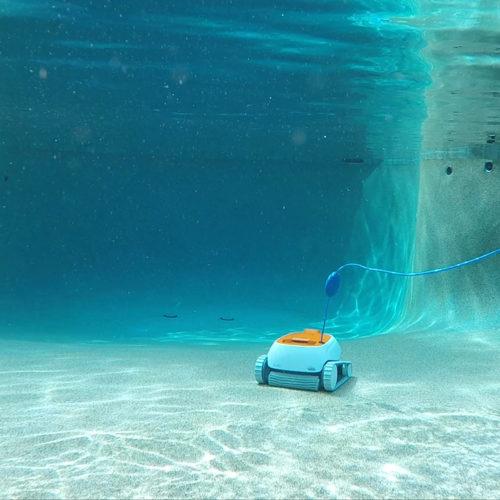 Dolphin Echo Robotic Pool Cleaner