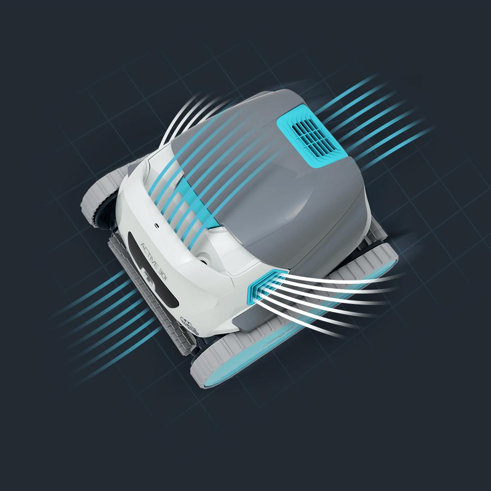 robot pool vacuum