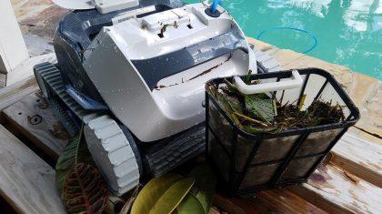 Hurricane Eating Robot