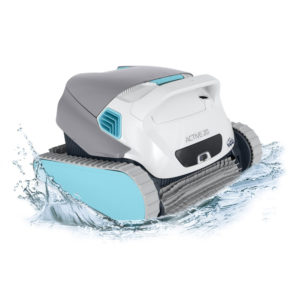 Dolphin Active 20 Robotic Pool Cleaner - Splash