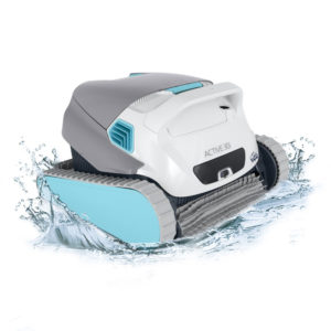 Dolphin Active 30i Robotic Pool Cleaner - Splash
