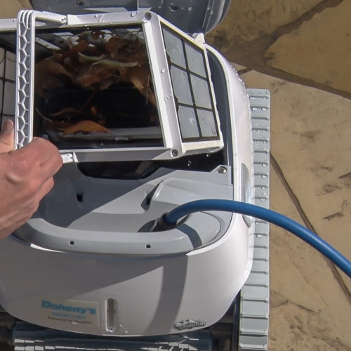 Dolphin Mercury Robotic Pool Cleaner Filter Basket