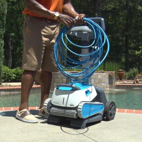Dolphin Premium Robotic Pool Cleaner Caddy