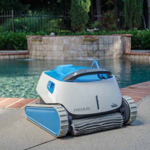 Dolphin Premium Robotic Pool Cleaner