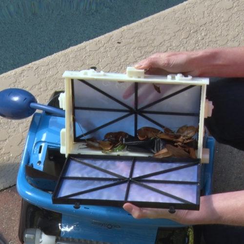Dolphin Nautilus CC Plus Robotic Pool Cleaner Filter