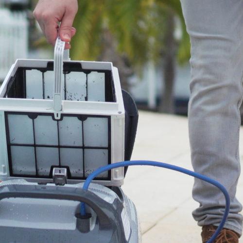 Dolphin Quantum Robotic Pool Cleaner Filter Basket