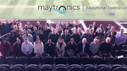 Maytronics U.S. Team