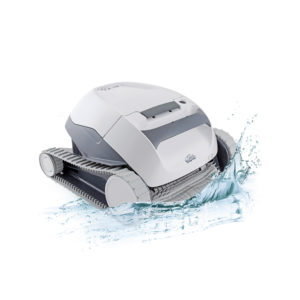 Dolphin E10 Robotic Pool Cleaner - Splash