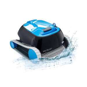 Dolphin Nautilus CC Robotic Pool Cleaner - Splash