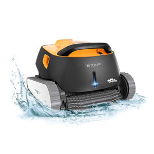 Dolphin Triton PS Robotic Pool Cleaner - Splash