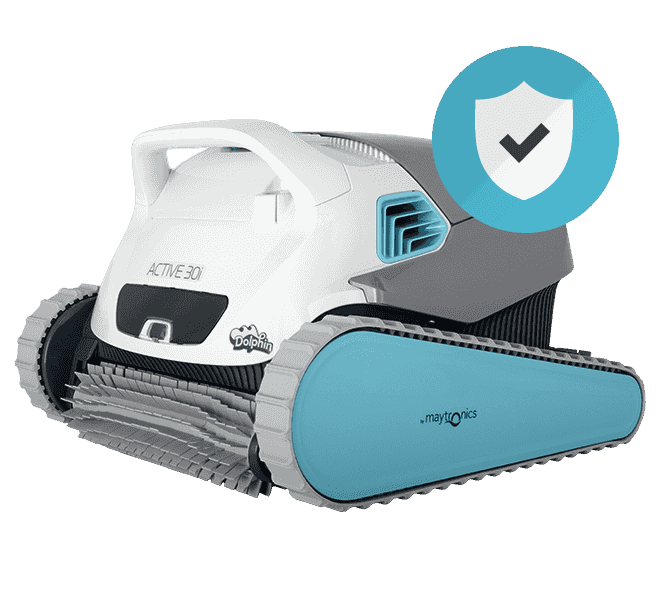 Robotic Pool Cleaner Industry Leading Warranty Protection
