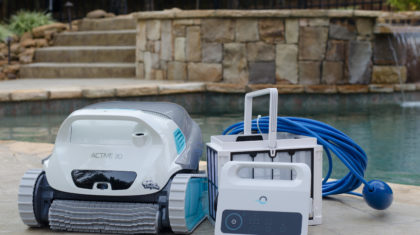 Maytronics active 30 dolphin pool cleaner