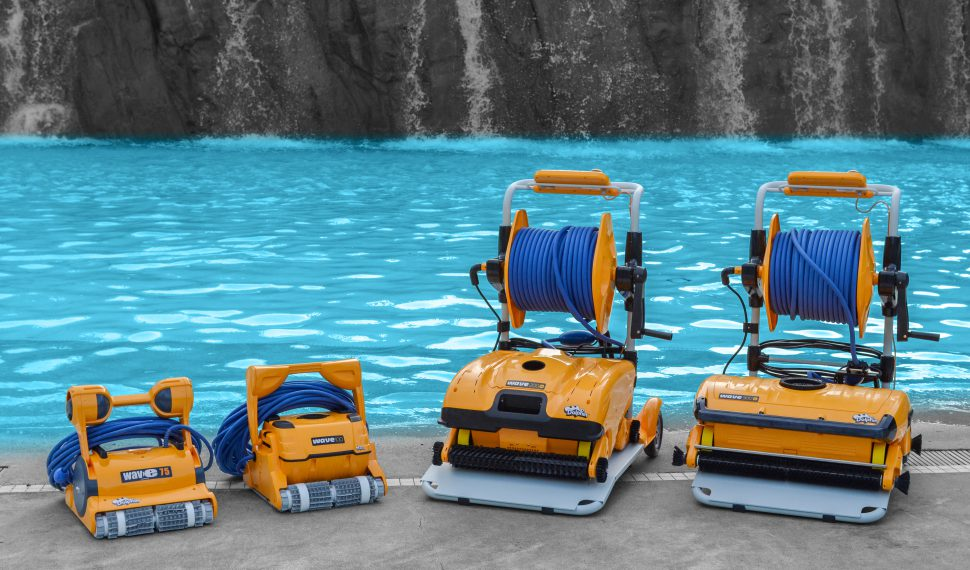 Dolphin Wave Family Robotic Pool Cleaners