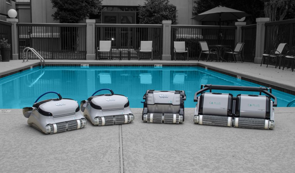 Dolphin C Class Robotic Pool Cleaner Family