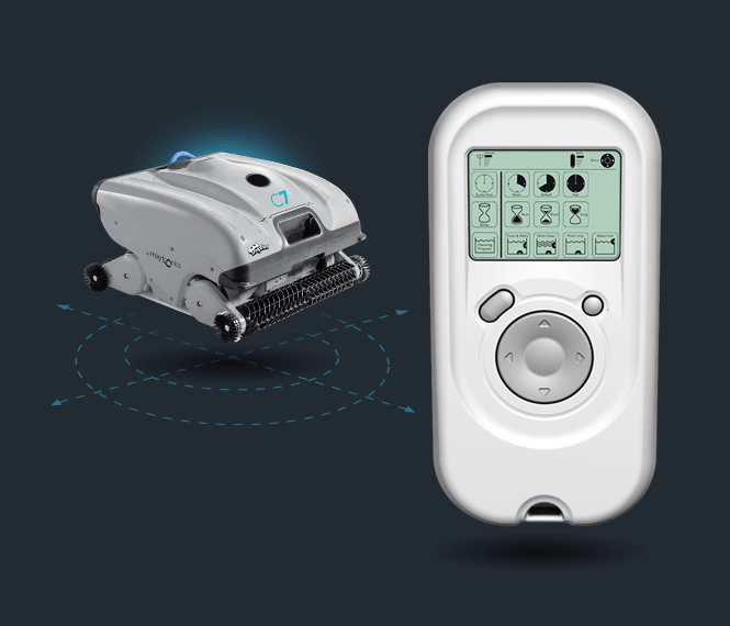 Dolphin C7 Robotic Pool Cleaner Remote Control