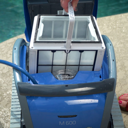 Dolphin M600 Robotic Pool Cleaner Filter Basket