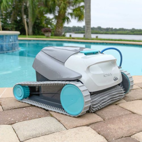 Dolphin Active 15 Robotic Pool Cleaner Product Environment