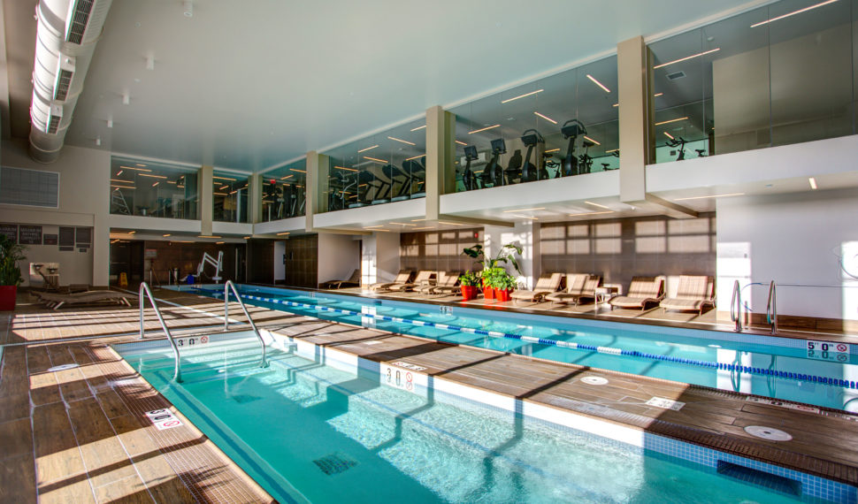 Fitness Center Pools