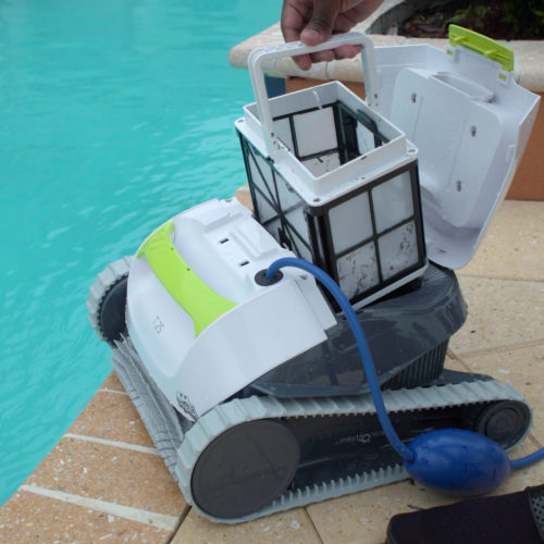 Dolphin T25 Robotic Pool Cleaner Filter Basket