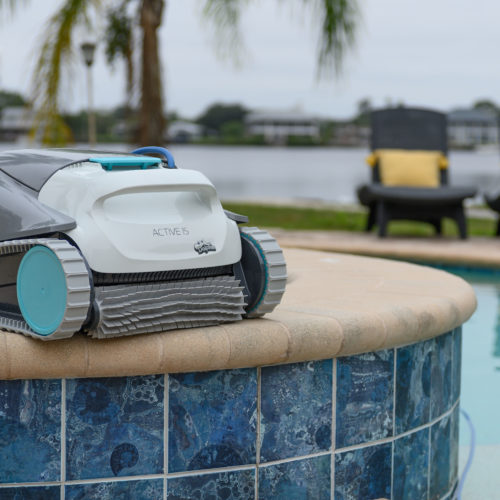 Dolphin Active 15 Robotic Pool Cleaner