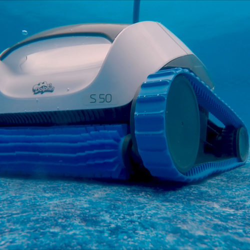 Dolphin S50 Robotic Pool Cleaner Brush