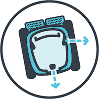 Dual Drive PowerStream Mobility System Icon
