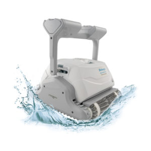 Dolphin Aquarius XL Robotic Pool Cleaner - Splash