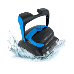 Dolphin Nautilus CC Supreme Robotic Pool Cleaner - Splash