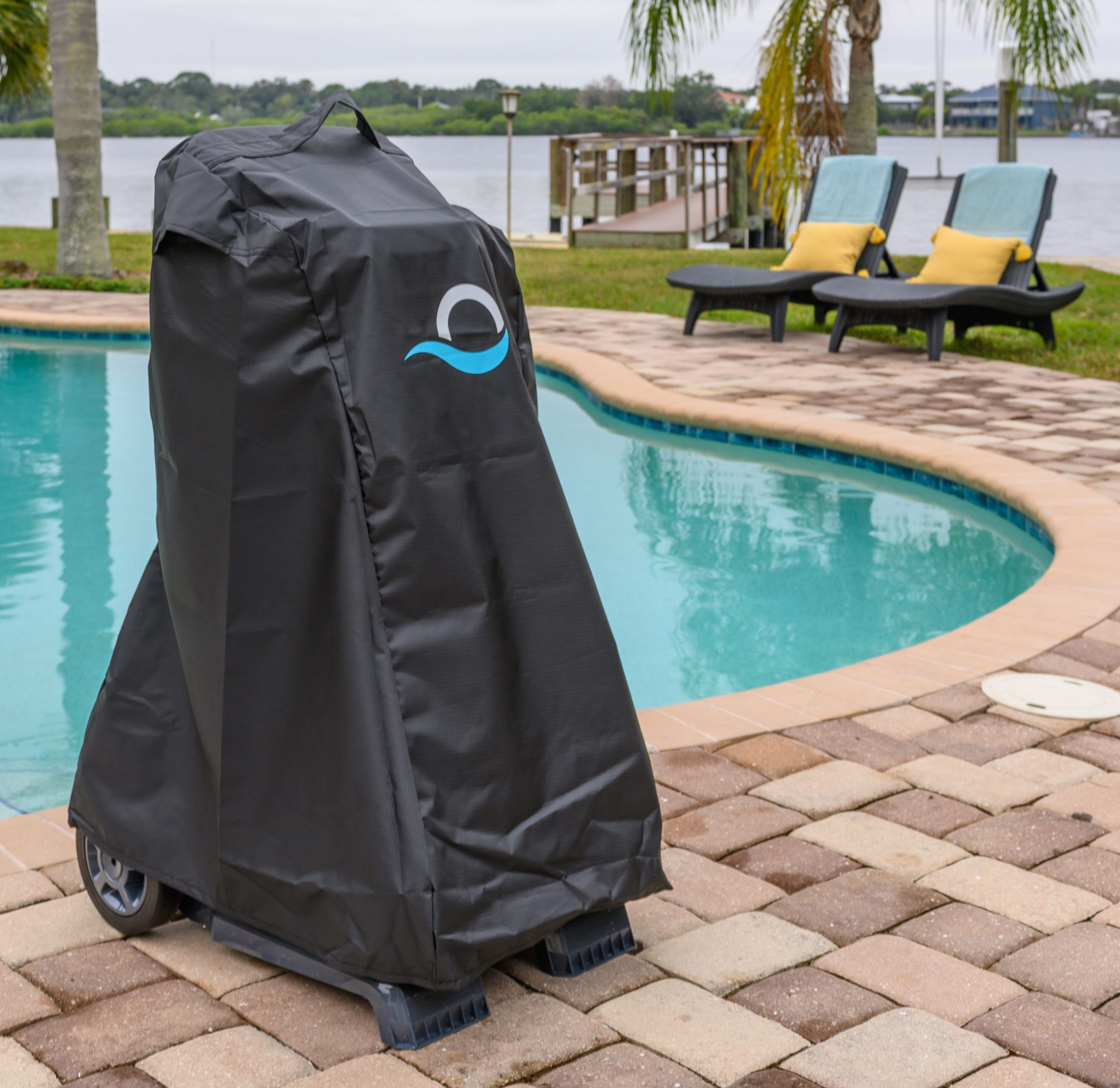 Dolphin Robotic Pool Cleaner Caddy Cover