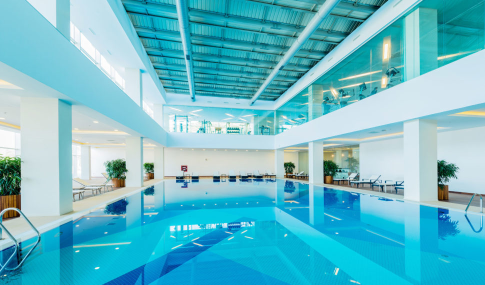 Fitness Center Swimming Pool