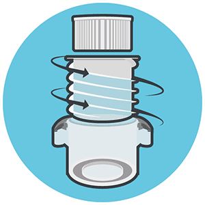 Commercial Spiral Two Layer System Icon