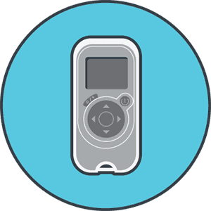 Commercial Remote Control Icon