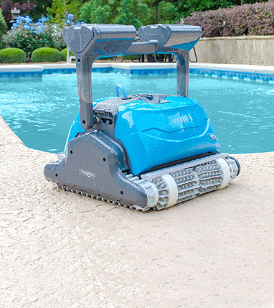 Dolphin Oasis Z5i Robot Pool Cleaner