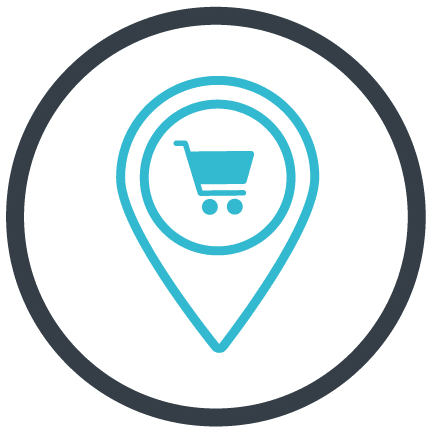 Icon - Where to Buy