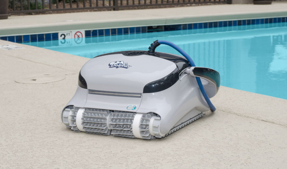 Dolphin C3 Commercial Robotic Pool Cleaner