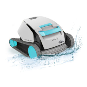 Dolphin Active 10 Robotic Pool Cleaner - Splash