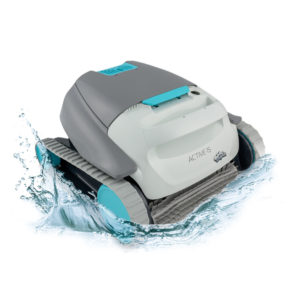 Dolphin Active 15 Robotic Pool Cleaner - Splash
