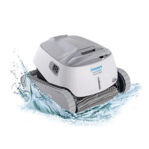 Dolphin Discovery Robotic Pool Cleaner - Splash
