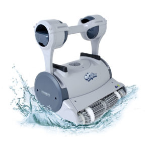 Dolphin DX6 Robotic Pool Cleaner - Splash
