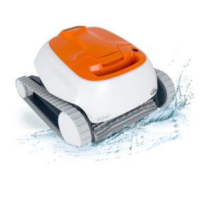 Dolphin Echo Robotic Pool Cleaner - Splash