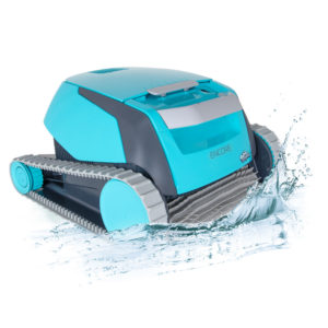 Dolphin Encore Robotic Pool Cleaner - Splash