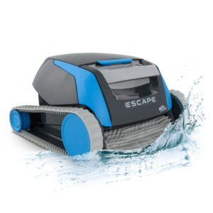 Dolphin Escape Robotic Pool Cleaner - Splash