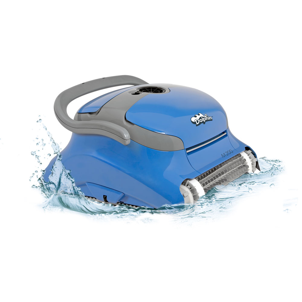 Dolphin M200 Robotic Pool Cleaners Maytronics