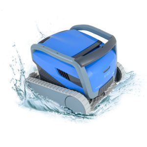 Dolphin M600 Robotic Pool Cleaner - Splash