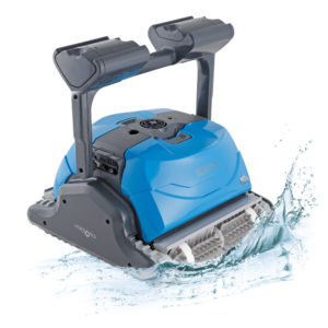 Dolphin Oasis Z5i Robotic Pool Cleaner - Splash