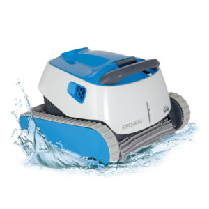 Dolphin Premium Robotic Pool Cleaner - Splash