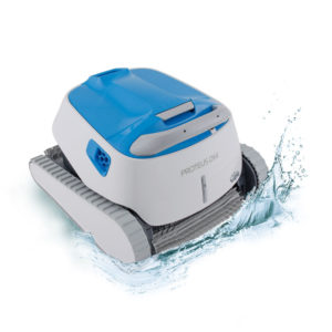 Dolphin Proteus DX4 Robotic Pool Cleaner - Splash