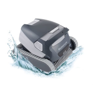 Dolphin Quantum Robotic Pool Cleaner - Splash