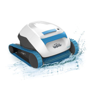 Dolphin S50 Robotic Pool Cleaner - Splash
